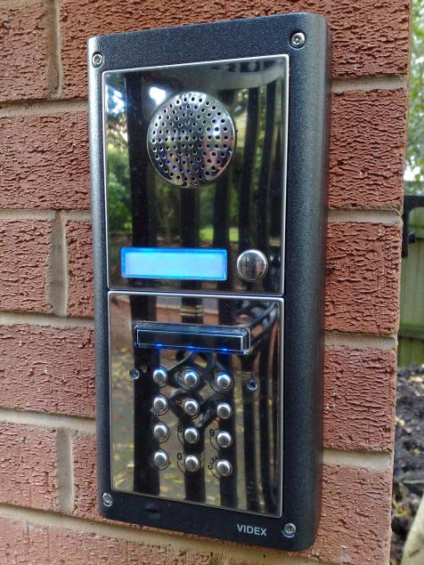 Door Entry Systems In London Essex All Security Solutions