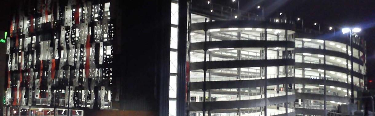 Wembley Car Park